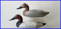Vintage Decoys. Jim Currier(1886-1969) Havre De Grace MD Duck Goose Shorebird