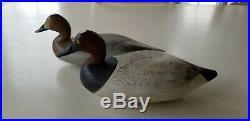 Vintage Decoys. Jim Currier(1886-1971) Havre De Grace MD Duck Goose Shorebird