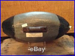 Vintage John Austin Redhead Battery Decoy, Corolla, NC