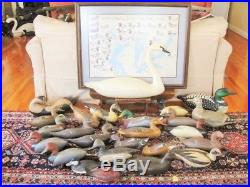 Vintage Teal Duck Decoy Wildfowler Old Saybrook Ct Antique Goose Shorebird