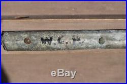Vintage Wildfowler Widgeon Drake Wood Duck Decoy Point Pleasant New Jersey