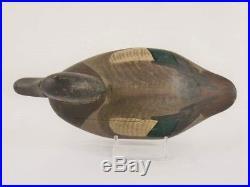 Widgeon Duck Decoy Madison Mitchell Maryland Original Antique Goose Shorebird