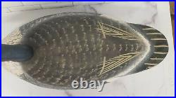 Wildfowler Decoy Hunting Collections Point Pleasant N. J. Canadian Goose