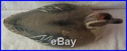 Wildfowler Wood Pintail Duck Decoy